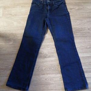 Nydj jeans bootcut size 6